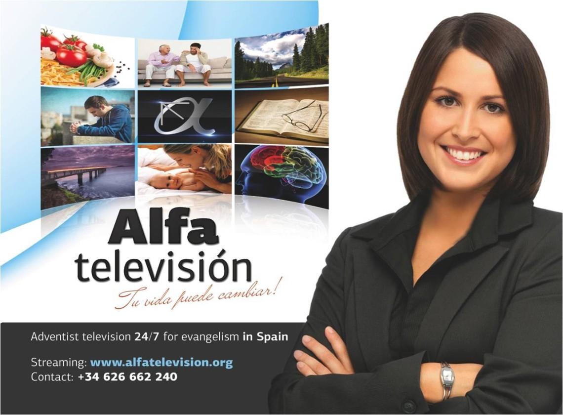 Pantalla AlfaTV